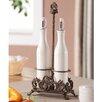 SPI Home Classic Oil and Vinegar Bottle Set