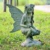 SPI Home Fairy Garden Statue