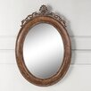 SPI Home Provincial Oval Wall Mirror
