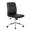 Boss Office Products Adjustable Mid-Back Office Chair