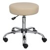 Boss Office Products Height Adjustable Doctor's Stool with Dual Wheel