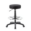 Boss Office Products Height Adjustable Mesh Drafting Chair