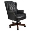Boss Office Products Traditional Adjustable High-Back Executive Chair