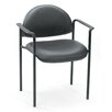 Boss Office Products Contemporary Stackable Guest Chair