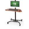 Best-Rite® Wow Flexi-Desk Mobile AV Cart