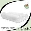 BioPEDIC Extreme Luxury Contour Memory Foam Bed Pillow