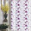 "Carnation Home Fashions ""Joanne"" Shower Curtain"