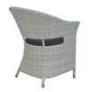 David Francis Furniture Newport Dining Armchair with Cushion