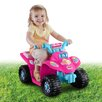 Fisher-Price Barbie™ Lil' Quad™ 6V Battery Powered ATV