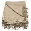 Mina Victory Striped Throw Blanket