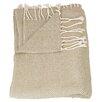 Mina Victory Organic Cotton Throw Blanket
