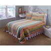 American Traditions Vintage Chic 3 Piece Quilt Set