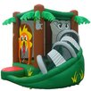 Kidwise Safari Inflatable Bounce House