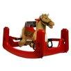 Rockin' Rider Legacy Grow-with-Me Rocking Pony