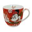 R Squared Disney 15 oz. Minnie Season of Wonder Mug (Set of 4)