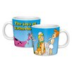 R Squared Warner Bros. Flintstones Fatherhood Mug Set