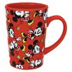 R Squared Disney Minnie Shorts Print Mug (Set of 8)