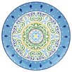 "R Squared Algarve 11"" Dinner Plate (Set of 4)"