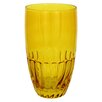 R Squared Galaxy Pressed Glass Tumbler (Set of 8)