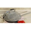 """Cook Pro 13"""" High Dome Round Stainless Steel Splatter Screen"""