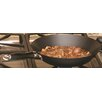 """Cook Pro 12"""" Non-Stick Carbon Steel Chinese Wok"""