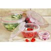 Cook Pro Lock and Seal 10 Piece Storage Container Set