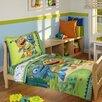 Disney Henry Hugglemonster 4 Piece Toddler Bedding Set