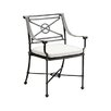 Woodard Delphi Outdoor Dining Chair Cushion
