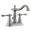 Design House Oakmont Double Handle Bathroom Faucet