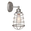 Design House Ajax 1 Light Bathroom Wall Sconce
