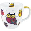 Konitz 14 oz. Owl Mug (Set of 4)