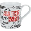 Konitz 12 oz. All the Best Mug (Set of 4)