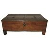 MOTI Furniture Box Trunk Coffee Table