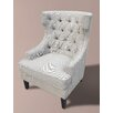 MOTI Furniture Occassional Wingback Chair