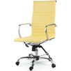Winport Industries High-Back Eco-Leather Executive Swivel Office Chair with Arms (Set of 10)