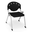 "OFM Rico 17.75"" Plastic Classroom Chair"
