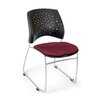 OFM Stars and Moon Armless Multipurpose Stacking Chair