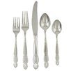 Ginkgo Pineapple 60 Piece Flatware Set