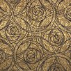 York Wallcoverings Bling 33' x 21'' Rhythmic Ribbon Abstract Foiled Wallpaper