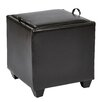 Office Star Products OSP Designs Storage Ottoman