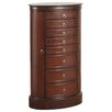 Powell Furniture Oval Jewelry Armoire