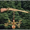 Good Directions Shotgun Weathervane