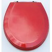 Trimmer Premium Wood Toilet Round Wood Seat