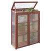 Leisure Season 2.5 Ft. W x 1.5 Ft. D Plastic Greenhouse