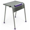 """Paragon Furniture A&D Laminate 28"""" Student Desk with Tablet/Book Kickstand"""