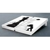 Victory Tailgate Chess Stalemate Cornhole Game Set