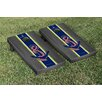 Victory Tailgate NCAA Delta Gamma Stained Cornhole Game Set