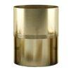 NU Steel Jewel 1.88-Gal Wastebasket (Set of 3)