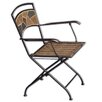 Deeco Rock Canyon Folding Dining Arm Chair (Set of 2)