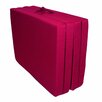 Elite Products Burgundy Full Folding Floor Mat (Poly Cotton)